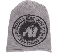 Шапка Gorilla Wear Oxford Beanie Gray