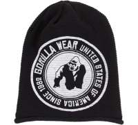 Шапка Gorilla Wear Oxford Beanie Black
