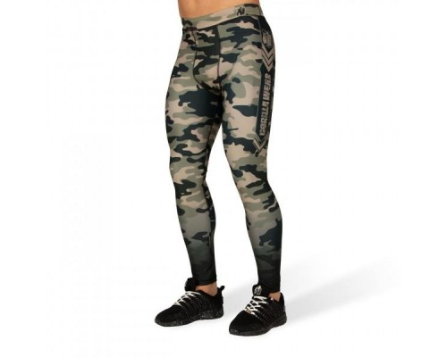 Тайсы Franklin Mens Tights - Army Green Camo