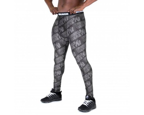 Тайсы San Jose Men's Tights Black/Gray
