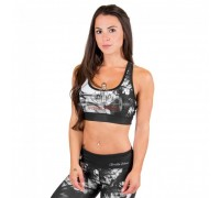 Топ Phoenix Sports Bra Black/White
