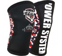 НАКОЛЕННИКИ POWER SYSTEM KNEE SLEEVES - 5 мм PS-6030