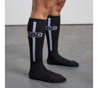 Гетры для становой тяги SBD Черные