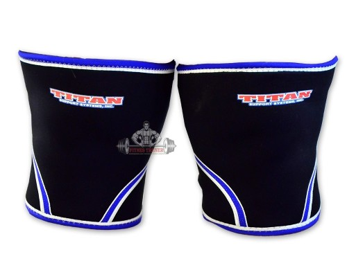 Наколенники Titan Neoprene Knee Sleevesс