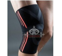 Эластичные наколенники Power System Knee Support EVO PS-6021 Black/Orange