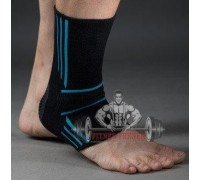 Эластический Голеностоп Power System Ankle Support Evo PS-6022 Black/Blue