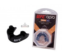 Капа OPRO Junior Bronze UFC Hologram Black (art. 002264001)