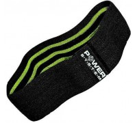 Эспандер для пилатеса Power System PS-4092 Booty Band LVL 2 Black/Green
