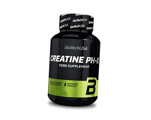 Креатин BT Creatine pH-X 90 кап