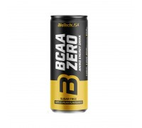 BCAA Zero Energy Drink (330 мл)  BioTech