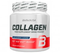 Коллаген BioTech Collagen, 300 грамм