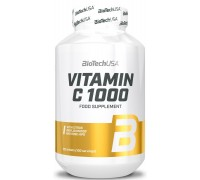 Витамин BioTech (USA) Vitamin C-1000mg (100 таб)