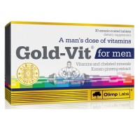 Витамины OL Gold-Vit for men - 30 таб