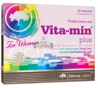 Витамины Olimp Vita-min for Women 30 капсул