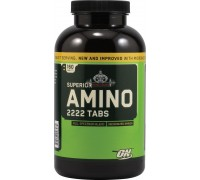 Optimum Nutrition Amino 2222 (160 таб.) Срок до 07.19