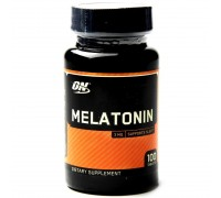 Optimum Nutrition Melatonin 3mg (100 таб)