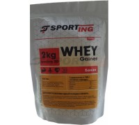 Гейнер Whey Gainer 2000 g, Sporting™ (Банан)