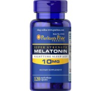 Витамины Puritans Pride Melatonin 10 mg 120 кап