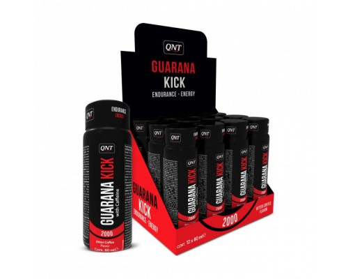 Энергетик QNT Guarana Kick Shot 80 мл