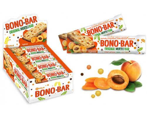 Батончик мюсли Bono Bar Original Muesli 40 г