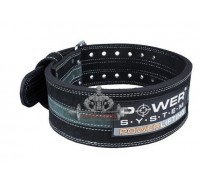 Пояс Power System Power Lifting PS-3800 Black/Grey Line