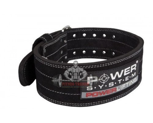 Пояс Power System Power Lifting PS-3800 Black