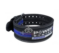 Пояс Power System Power Lifting PS-3800 Black/Blue Line