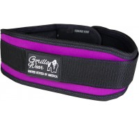 Пояс Gorilla Wear Womens Lifting Belt Black/Purple