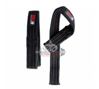 Подъемные лямки Hardcore Lifting Straps Black