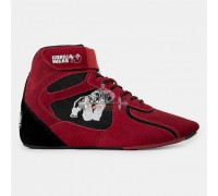 "Ботинки ""CHICAGO"" High Tops Red/Black"