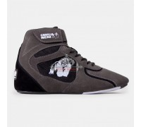 "Кроссовки ""CHICAGO"" High Tops Gray/Black"