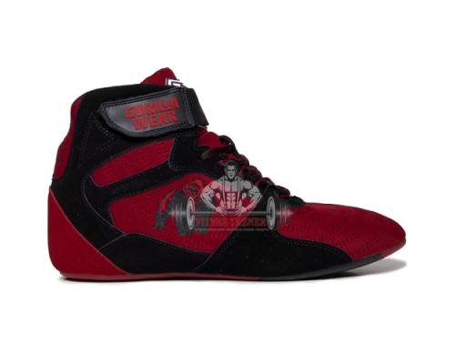 Кроссовки Perry High Tops Pro Red/Black