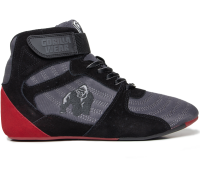 Ботинки Perry High Tops Pro - Gray/Black/Red