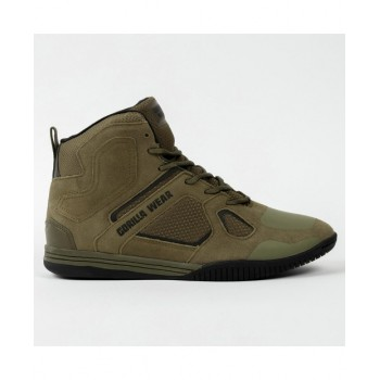 Кроссовки Troy High Tops Army Green
