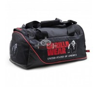 Сумка Jerome Gym Bag Black/Red