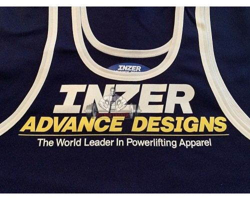 Трико Inzer Lifting Singlet (Nevy Blue)